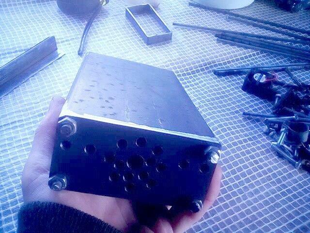 Делаем корпус для электронники
